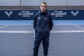 'Pepo' Clavet se une al equipo técnico de la Rafa Nadal Academy