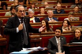 Torra convocará a los partidos el 7 de enero para abordar la autodeterminación