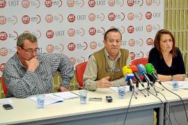 UGT afirma que el Govern quiere privatizar los hospitales de Inca y Manacor