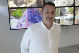 Francesc Dalmau, presidente de la EMT
