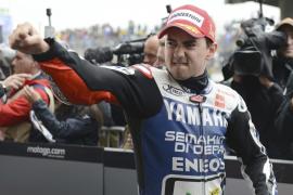 Jorge Lorenzo, ¿piloto probador de Yamaha?
