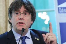 Puigdemont, sobre la inmunidad de Junqueras: «Todavía quedan jueces en Europa»