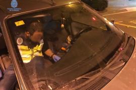 Detenido con un kilo de cocaína en las inmediaciones de Son Banya