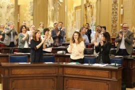 El Parlament aprueba sin sorpresas las cuentas de Baleares de 2020