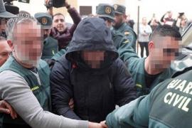 La madre del detenido por la muerte de Marta Calvo trajo a Mallorca objetos de su hijo