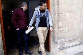 Prisión para el 'mulero' detenido cuando pretendía entrar a Son Banya con un kilo de cocaína