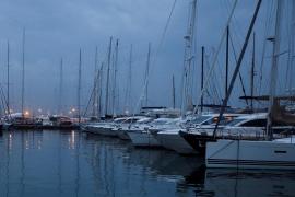 La Policía vio cómo el hombre ahogado en Palma se tiraba al agua