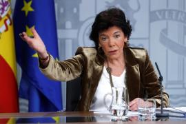 El Gobierno asegura que no dará instrucciones a la Abogacía sobre Junqueras