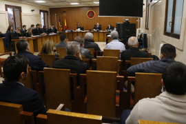 La 'mafia laboral' paga tres millones y medio de euros para evitar ir a prisión