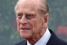 El duque de Edimburgo ingresa en el hospital