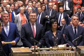 La Cámara de los Comunes británica aprueba la ley del Brexit
