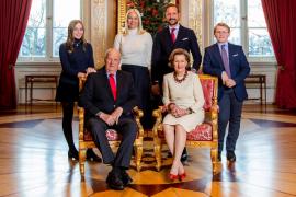 El príncipe Haakon de Noruega sustituye al rey Harald por una enfermedad vírica