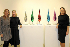 Exposición del Museu sa Bassa Blanca en Rialto Living