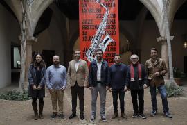 Kenny Garret, Avisahai Cohen y Manel Camp, en el 'rescatado' Jazz Palma