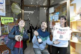 Baleares juega 45 millones al Gordo navideño