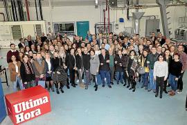 El Grup Serra celebra su brindis navideño