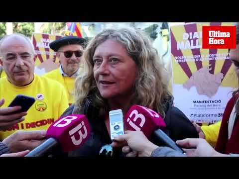 La Assemblea Sobiranista de Mallorca llama a manifestarse por un referéndum de autodeterminación