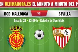 Así ha sido el Real Mallorca-Sevilla