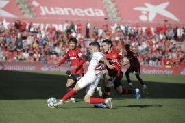 Mallorca 0-Sevilla 2, Qué VARbaridad
