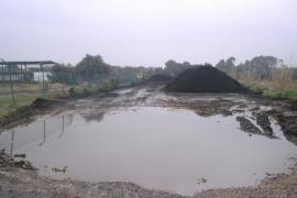 El Consell de Mallorca cierra la planta de compostaje de lodos de Ariany