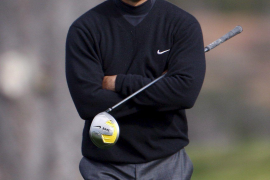 Tiger Woods: «He vivido  en una continua mentira»