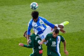 El Leganés se impulsa y hunde al Espanyol