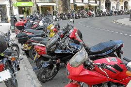 Cort quiere prohibir el acceso de las motos a las zonas Acire del centro