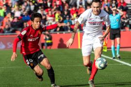 El Mallorca cierra el año fuera del descenso