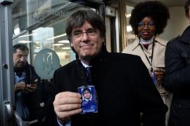 La Fiscalía pide mantener la euroorden de Puigdemont y suspender su inmunidad