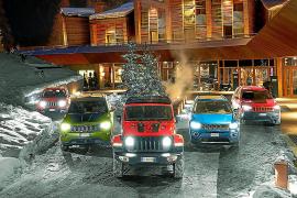 Comienza la Winter Experience de la marca Jeep en Champoluc