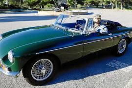 El MG B del 1964, un coche de ensueño
