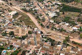Un estudio sobre la 'torrentada' de Sant Llorenç detecta hasta 56 puntos negros