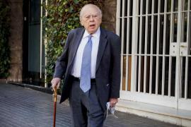 Hacienda reconoce que Jordi Pujol defraudó más de 885.000 euros