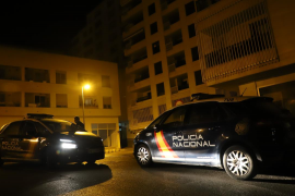 Un hombre acepta un año y tres meses de cárcel por un atraco a punta de tijera en Palma