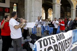 La Orquestra Simfònica desconvoca la huelga y sí actuará en 'Il Trovatore'