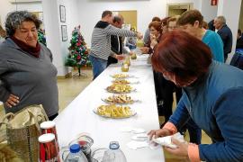 Forada se vuelca en el concurso de salsa de 'Nadal'