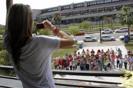 Un centenar de estudiantes de Educación y de Psicología graban un lipdub por la inclusión