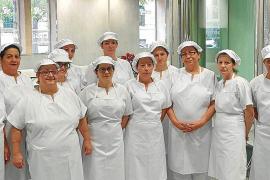 El especial menú navideño de los centros hospitalarios y acuartelamientos de Mallorca