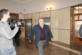 La Audiencia juzga mañana a Massot, que se enfrenta 4 años y medio de cárcel