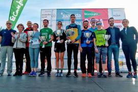 Boutoil y Martín ganan los 8 KM Juaneda San Esteban