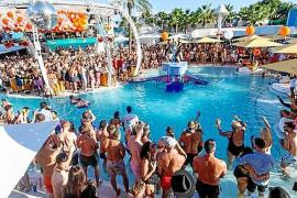 Beach club en Ibiza