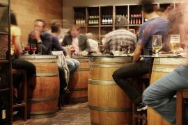 Abuso en un bar de Palma por Navidad