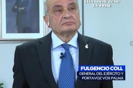 Coll (Vox) plantea investigar a Sánchez por «abuso de poder» como a Trump