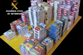 La Guardia Civil investiga la supuesta venta ilícita de tabaco en Felanitx
