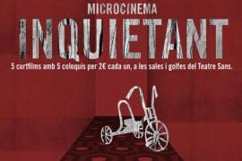 Ciclo de cinefórum 'Inquietant'