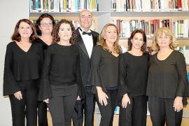 Concert de Nadal en la sede del Colegio de Abogados