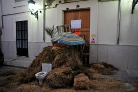 Los Quintos siembran el Pla de Mallorca de bromas