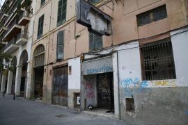 Detenido un hombre en Palma por quemar un edificio como venganza
