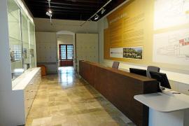 El centro de interpretación de Raixa será reformado y dará una visión global de la Serra