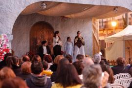 La exhibición de xacota pagesa y el concurso de salsa de Nadal en Vara de Rey, en imágenes (Fotos: Arguiñe Escandón).